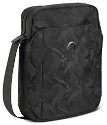 Delsey Picpus 2 Compartment Vertical Crossbody Bag