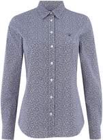 Gant Woven Dot Printed Shirt