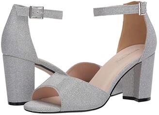 Touch Ups Amaya (Silver) Women's Shoes