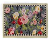 Mackenzie Childs MacKenzie-Childs Tudor Rose Rug, 8' x 10'