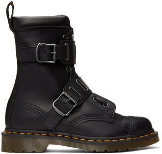Dr. Martens Black 1490 Quynn Boots