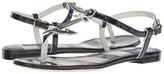 Dolce & Gabbana Thong Sandal with Anchor/Star