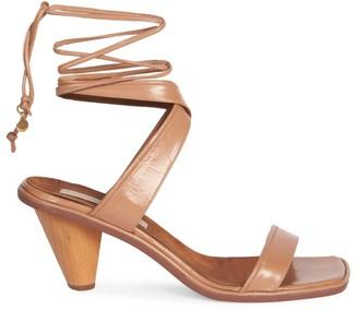 Stella McCartney Rhea Lace-Up Sandals