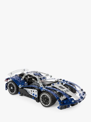 Meccano Erector by SuperCar 25-in-1 Building Kit