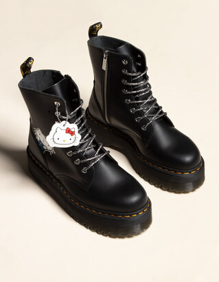 Dr. Martens x Hello Kitty Jadon Womens Boots