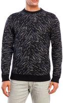 Iuter Printed Crew Neck Sweatshirt