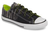 Converse Boy's Chuck Taylor All Star Flash Flood Oxford Sneaker