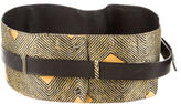Maiyet Satin Waist Belt