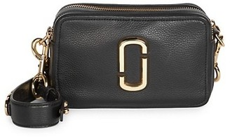 Marc Jacobs The Softshot Leather Camera Bag