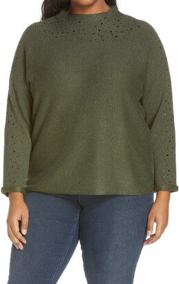 Nic+Zoe Shine for Me Sweater