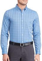 Chaps Big and Tall Herringbone Shirt