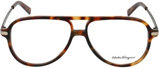 Salvatore Ferragamo Aviator Glasses