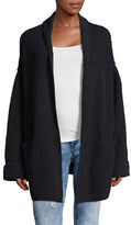 Free People Low Tide Ribbed Cardigan