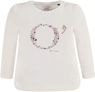 Marc O'Polo Marc O' Polo Kids Girl's 1/1 Arm Longsleeve T-Shirt