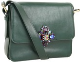 Juicy Couture - Lana Luxe Rocks (Hunter Green) - Bags and Luggage