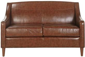 Argos Home Dorian 2 Seater Faux Leather Sofa