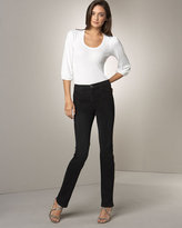 Bootcut Jeans, Black