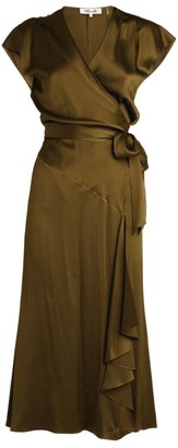 Dvf Diane Von Furstenberg Gwendolyn Wrap Dress