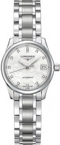 Longines L2.128.4.87.6 Master automatic stainless steel watch