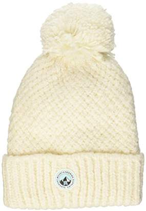 Superdry Women's G90015YP Beanie, Off-((Size: OS)