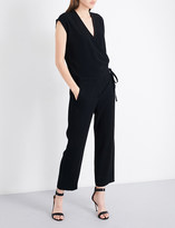 Theory Lyoral crepe jumpsuit
