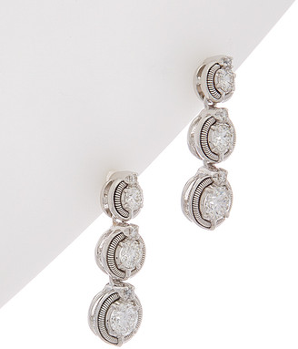 Marco Bicego Forever 18K 0.75 Ct. Tw. Diamond Drop Earring
