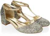 Monsoon Storm Glitter T Bar Heel