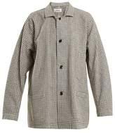 Chimala Gingham cotton jacket