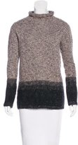 Etro Wool-Blend Turtleneck Sweater