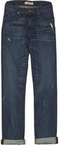 Steve low-rise boyfriend-fit jeans
