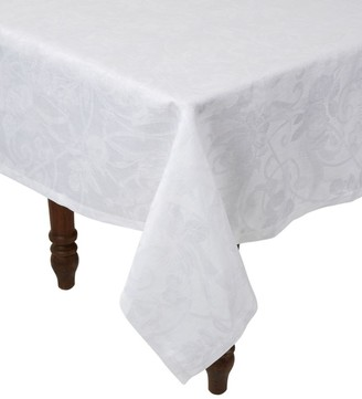 Le Jacquard Français Le Jacquard Francais Tivoli Damask Rectangular Tablecloth (175cm x 250cm)