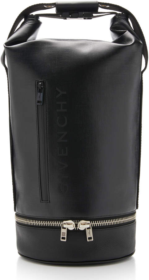 Givenchy Coated Canvas Backpack