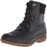Sperry Top Sider Men's Cold Bay Lace Up Boot Black 9 M US