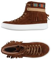 Enrico Fantini High-tops & sneakers