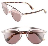 Christian Dior 'So Real' 48mm Sunglasses