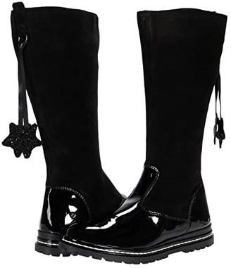 Primigi 64407 (Little Kid/Big Kid) (Black Patent) Girl's Shoes
