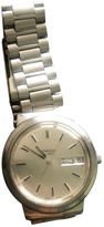 Omega Silver Steel Watches