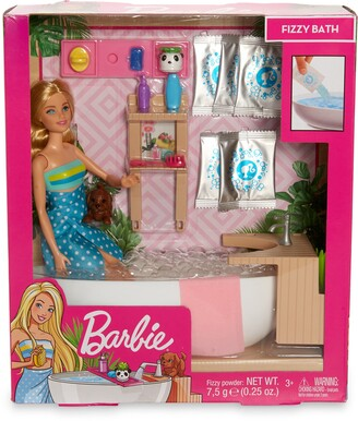 Mattel Barbie(R) Fizzy Bath Doll & Playset