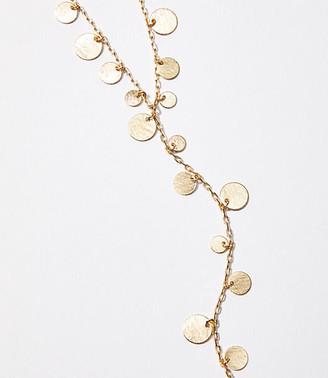 LOFT Sunglow Y Necklace