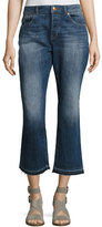 DL1961 Patti High-Rise Straight Denim Jeans, Indigo