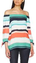 Wallis Women's Painted Stripe T-Shirt