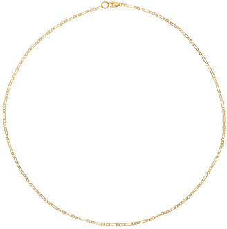 Laura Lombardi Gold Classic Essential Chain Necklace