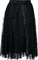 Giambattista Valli Gigi lace skirt - women - Polyamide/Viscose - 40
