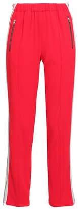 Rag & Bone Striped Crepe Track Pants