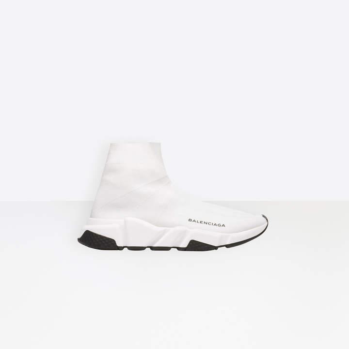 dec8067a09 Balenciaga White Women's Sneakers - ShopStyle