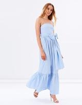 Penelope Cotton Maxi Dress
