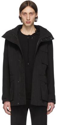 49Winters Black Antarctica Utility Jacket