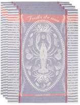 Garnier Thiebaut Garnier-Thiebaut Maree Kitchen Towels (Set of 4)