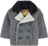 Ikks Fleece reefer jacket