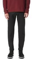 Naked & Famous Denim Easy Guy - Solid Black Selvedge Jeans